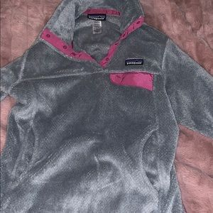 Women's Patagonia Small Grey